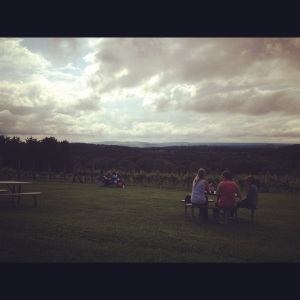 Gouveia vineyards in wallingford connecticut